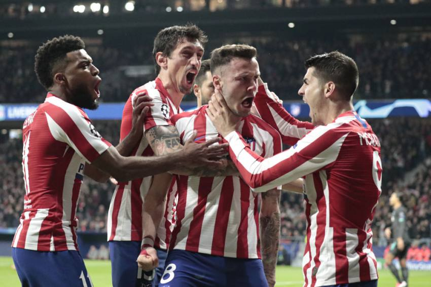 Champions League | Atletico Madrid 1-0 Liverpool: Early Saul Niguez Strike Gives Diego Simeone's Men First-Leg Lead
