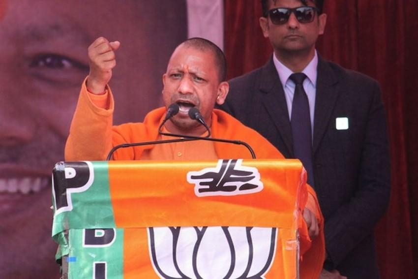 <em>Agar koi marne ke liye aa hi raha hai...</em>: CM Yogi Sparks Row With Comment On Anti-CAA Protesters