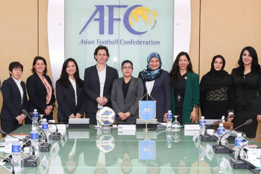India Given Hosting Rights Of 2022 AFC Women's Asian Cup