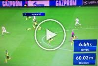 Erling Haaland Sprints 60m In World Championship Time During Borussia Dortmund Vs PSG Match – WATCH