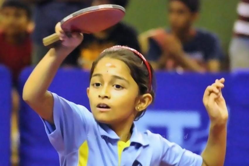 Table Tennis, Swedish Junior And Cadet Open: 10-Year-Old M Hansini Set For ITTF Debut