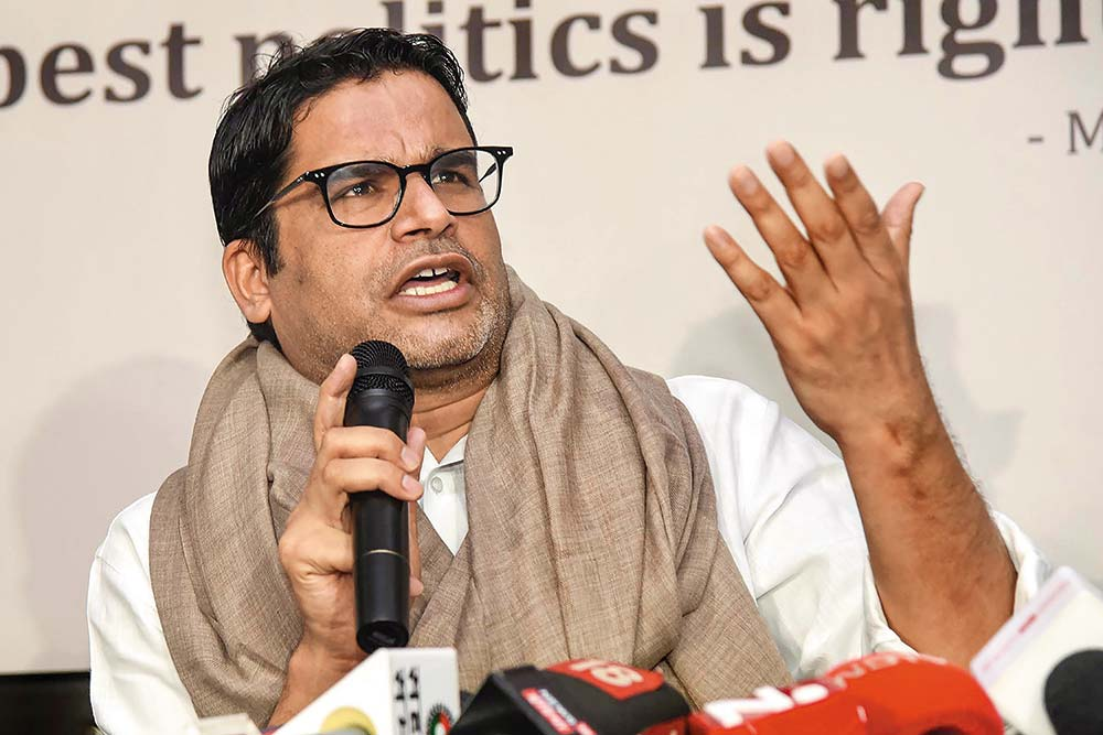 To Be His Own Man: Nitish Kumar's One-Time Poll Strategist Prashant Kishor Has Other Plans