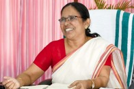 'Corona Hits Kerala Wall'
