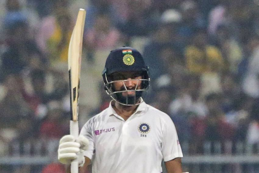 English County Gloucestershire Signs Test Specialist Cheteshwar Pujara