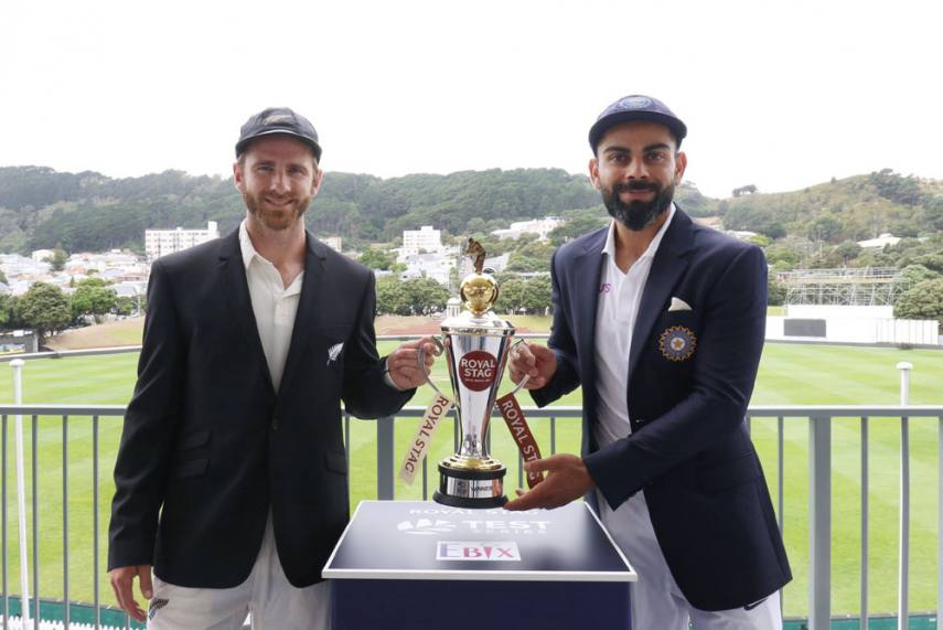 Live Streaming Of India Vs New Zealand Tests – Where To Get; Full Schedule Of Cricket Series
