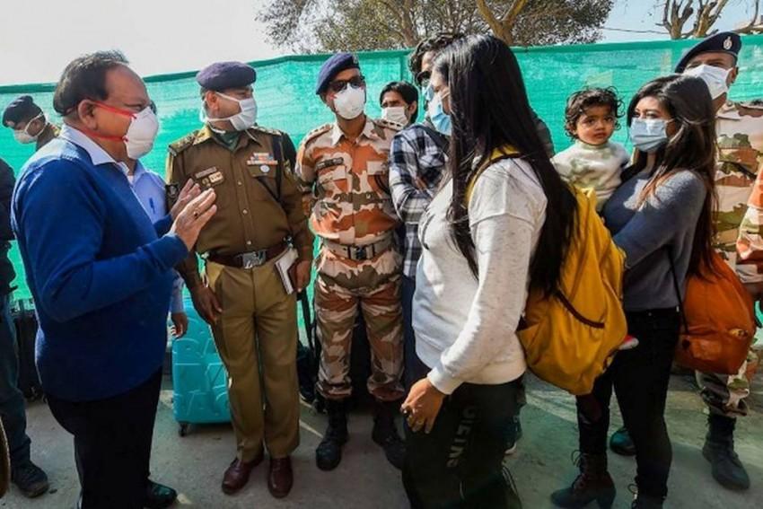Coronavirus Scare: All Inmates Quarantined At ITBP's Delhi Camp Discharged