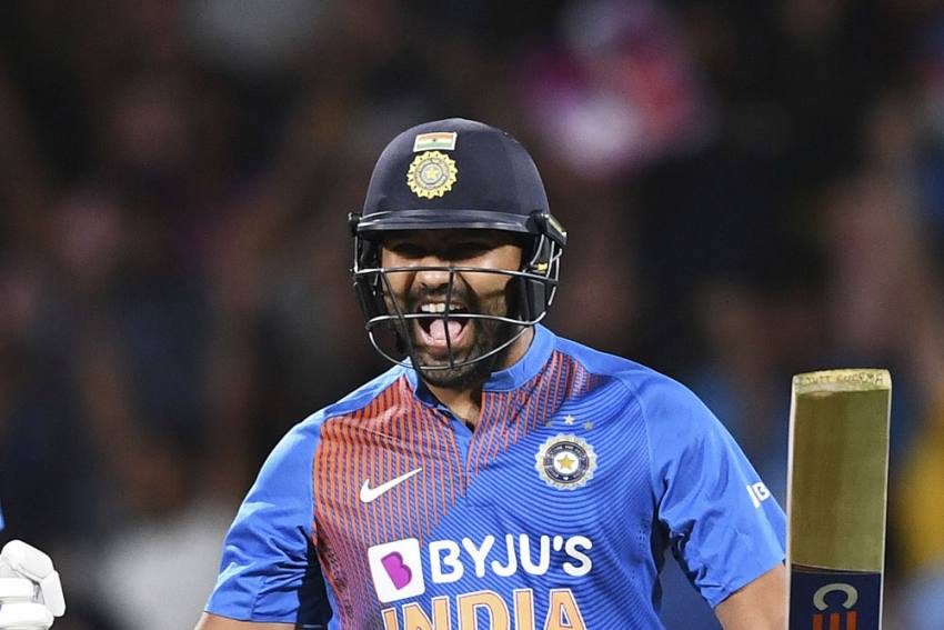 NZ Vs IND, 5th T20I: Rohit Sharma Captains India In Absence Of Virat Kohli, Sanju Samson Keeps His Place