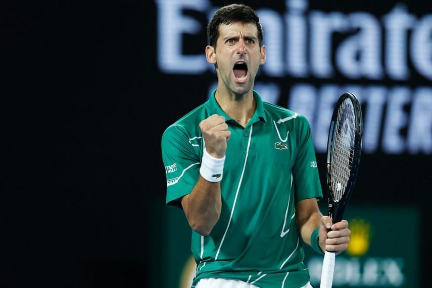 Australian Open 2020 Novak Djokovic Edges Dominic Thiem In Thriller To Win 17th Grand Slam Title