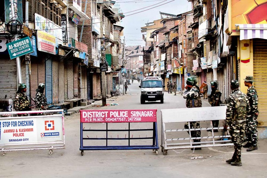 J&K: Civilians, CRPF Jawan Injured In Grenade Attack In Srinagar's Lal Chowk