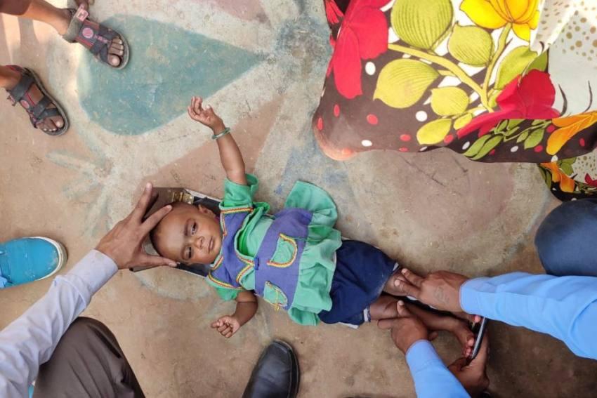 Community-Led Initiatives Helping Banda Improve Nutrition Status