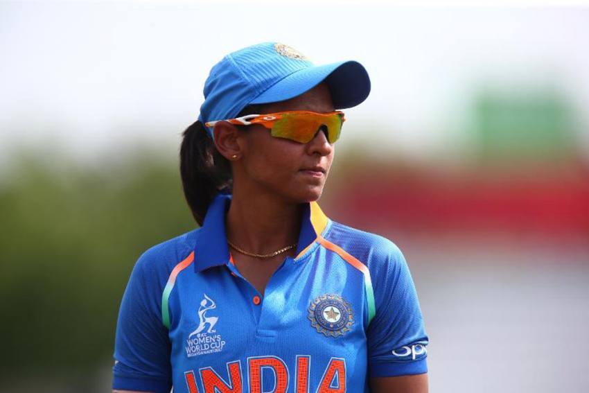 Harmanpreet Kaur Seeks Team Effort Ahead ICC Women's World Cup T20 Opener Vs Australia