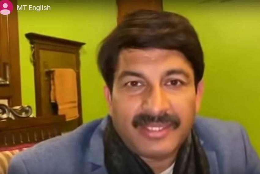 Deepfake Videos Of BJP's Manoj Tiwari Circulated During Delhi Polls: Report