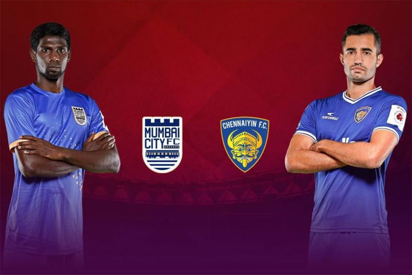 ISL: Everything To Play For In Mumbai City Vs Chennaiyin FC Showdown