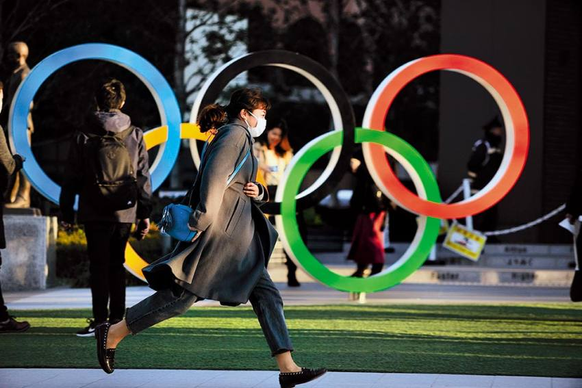 Coronavirus Outbreak Casts Shadow On Chinese Dreams At Tokyo Olympics