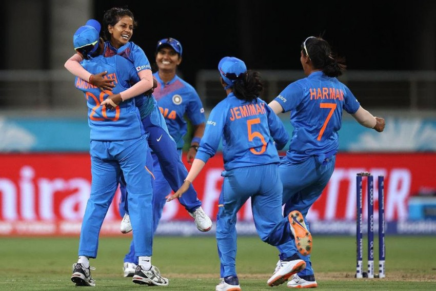 ICC Women's T20 Cricket World Cup: India Register 17-Run Victory Vs Australia In Opener