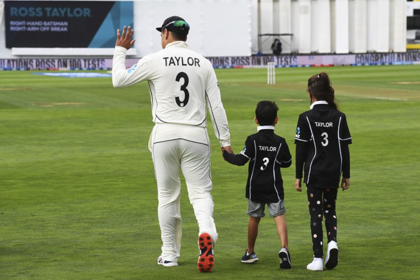 NZ Vs IND, 1st Test: Ross Taylor Becomes First-Ever Cricketer To Play 100 Matches Each In All Three Formats