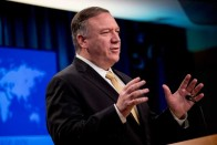US To Sign Peace Deal With Taliban on Feb 29: Mike Pompeo