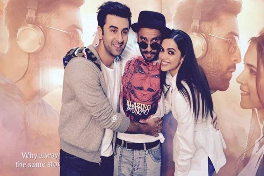 Ranveer Singh And Deepika Padukone Were Offered To Play Ranbir Kapoor's Parents In Brahmastra
