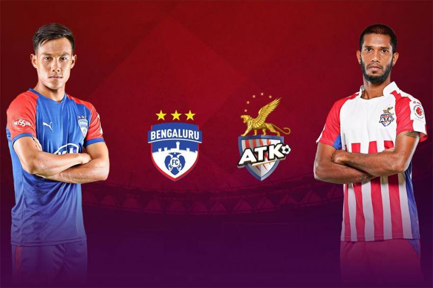 Bengaluru FC Vs ATK Live Streaming: When And Where To Watch Indian Super League Football Match