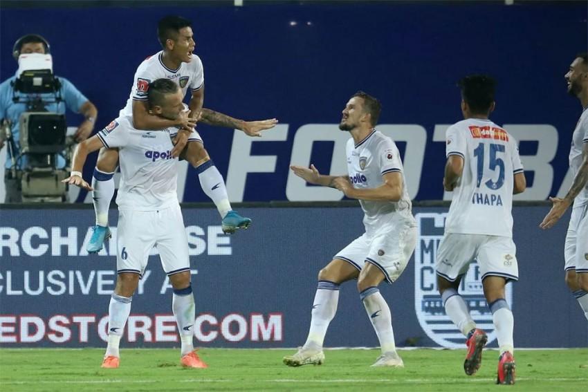 ISL: Chennaiyin FC Beat Mumbai City To Qualify For Playoffs