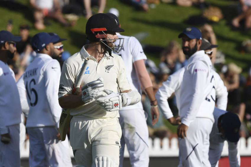 NZ Vs IND, 1st Test, Day 2 Highlights: New Zealand Still In Control Despite India's Fightback