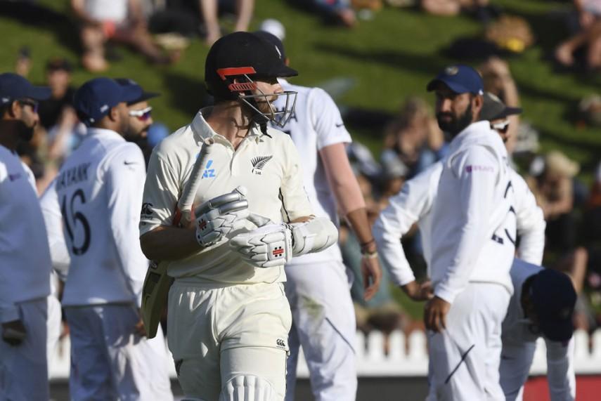 Nz Vs Ind 1st Test Day 2 Highlights