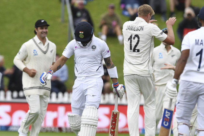 NZ Vs IND, 1st Test: India Record Worst First Innings Total In Two Years