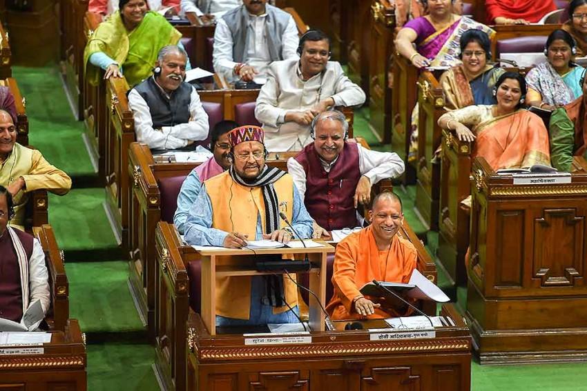UP Govt Budget Is Vision Document for Social Development, Social Justice