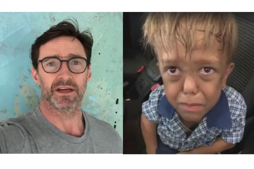 Bullied Boy Receives Support From Hugh Jackman, Other Celebs, And Trip To Disneyland