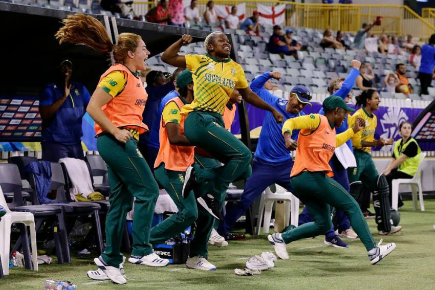 ICC Women's T20 World Cup: South Africa Hold Nerve For Win Vs England