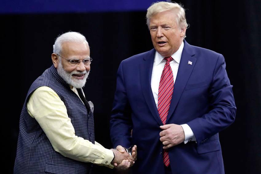 'India Looks Forward To Welcoming POTUS': PM Modi Ahead Of Trump Visit