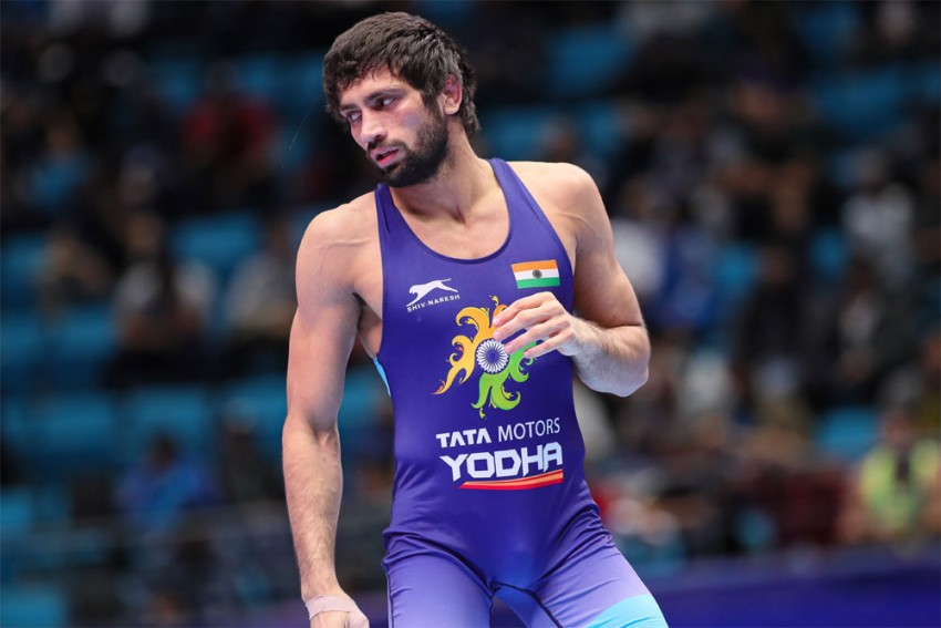 Asian Wrestling Championships: Ravi Dahiya Shows Class With Gold, Bajrang Puniya Fails To Defend Title