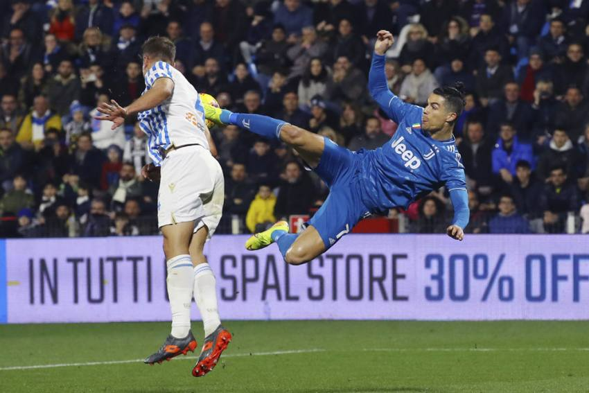 Ronaldo 1000: Overheads, Free-Kicks And Backheels – 10 Of Cristiano's Best Goals