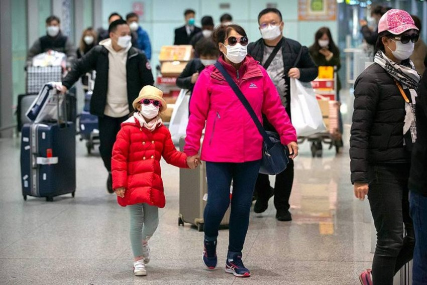 Coronavirus: Indian Airports To Now Screen Passengers From Four More Countries Including Nepal, Malaysia