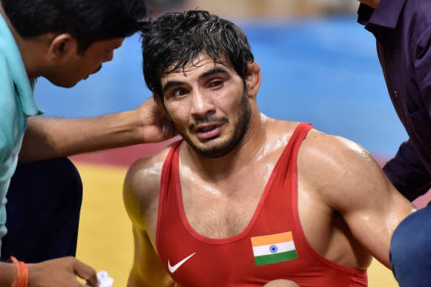 Asian Wrestling Championships: Jitender Kumar Secures Place In Indian Team For Olympic Qualifiers By Reaching Final