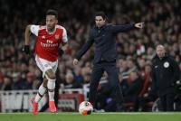 EPL | Arsenal 3-2 Everton: Aubameyang's Sunday Best Sinks Toffees