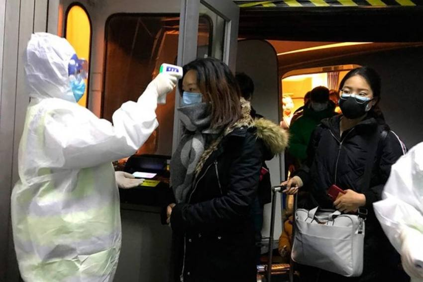 Coronavirus: WHO Team Visits Hospitals In China's Wuhan; Death Toll Climbs To 2,592
