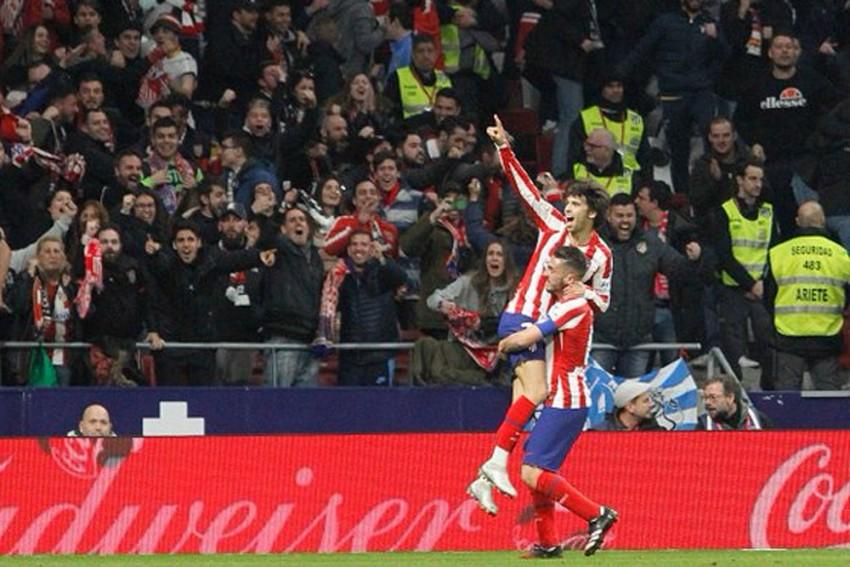 La Liga | Atletico Madrid 3-1 Villarreal: Joao Felix Scores On Return From Injury