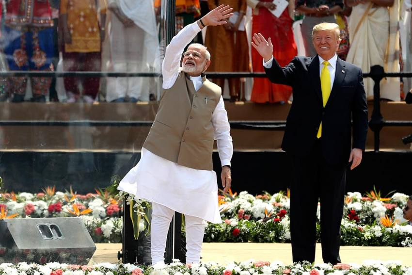 New Chapter In India-US Relations, History Being Created: PM Modi At 'Namaste Trump'