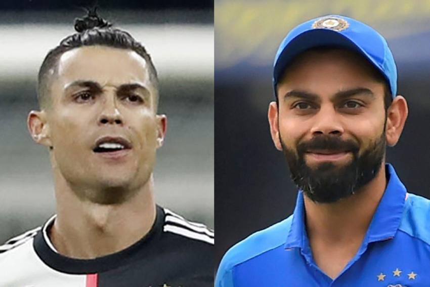 Single Cristiano Ronaldo Tweet Is Worth USD 868,000; Know The Value Of Virat Kohli's Post?