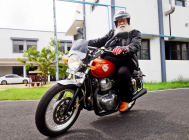 Bullet Bose and His 100 mph Bullet