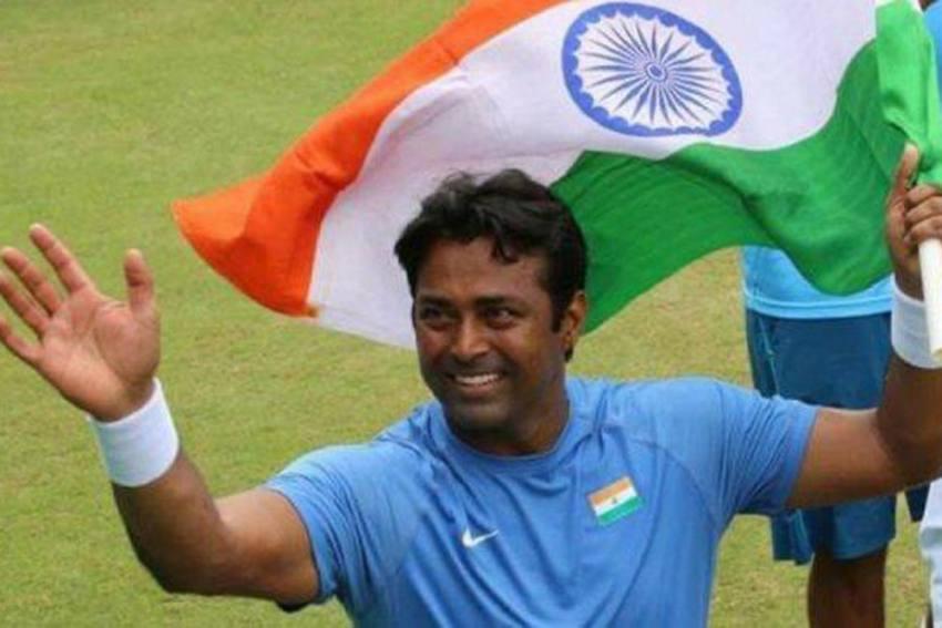 Davis Cup, Tennis: AITA Keeps Leander Paes In India Squad Vs Croatia