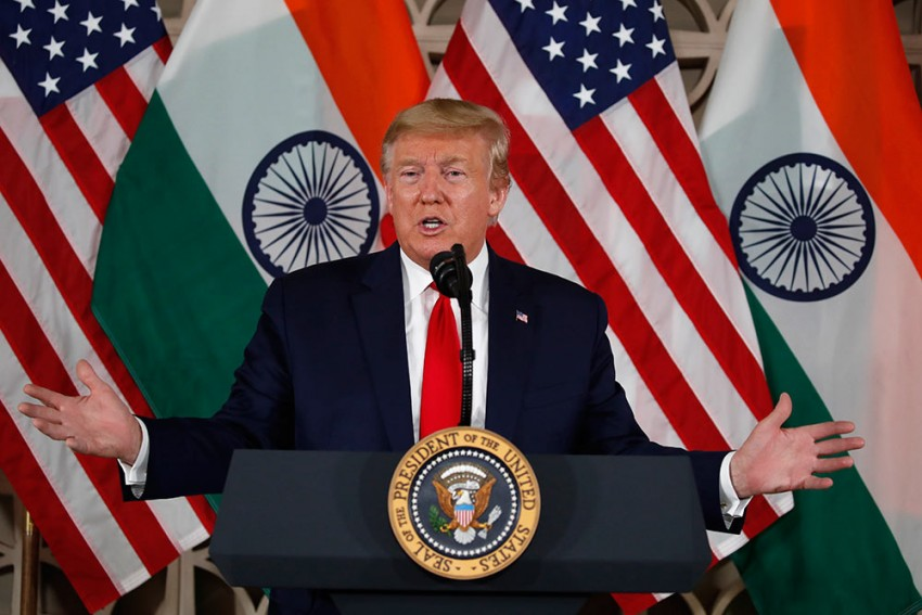 'Didn't Discuss With PM Modi, It's Up To India': US President Trump On Delhi Violence