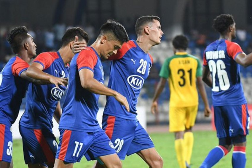 AFC Cup: Bengaluru FC Fail To Qualify For Group Stage