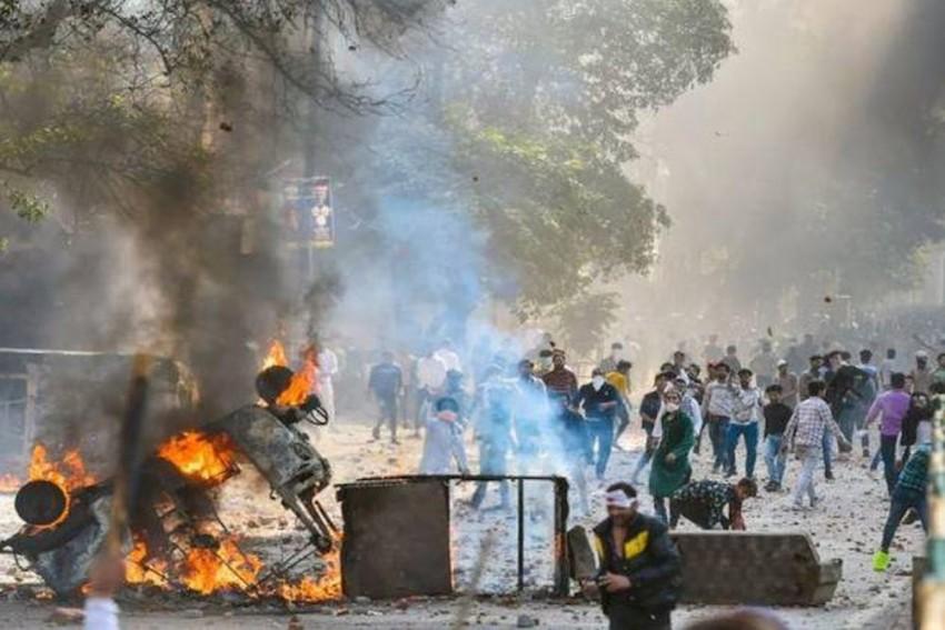 Delhi Violence A 'Horror-Film' Like Situation Depicting Anti-Sikh Riots: Shiv Sena