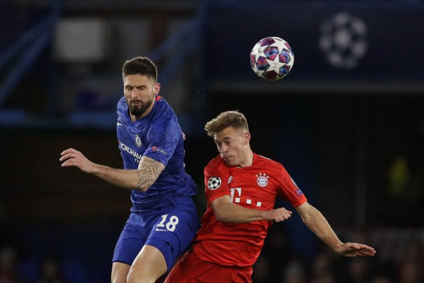 Champions League: Olivier Giroud Tells Chelsea To Believe In 'Almost Impossible' Bayern Munich Comeback