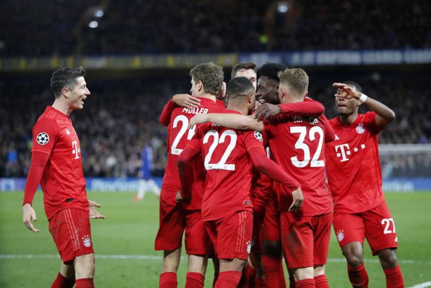 UEFA Champions League: Robert Lewandowski Matches Cristiano Ronaldo Feat As Bayern Munich Batter Chelsea