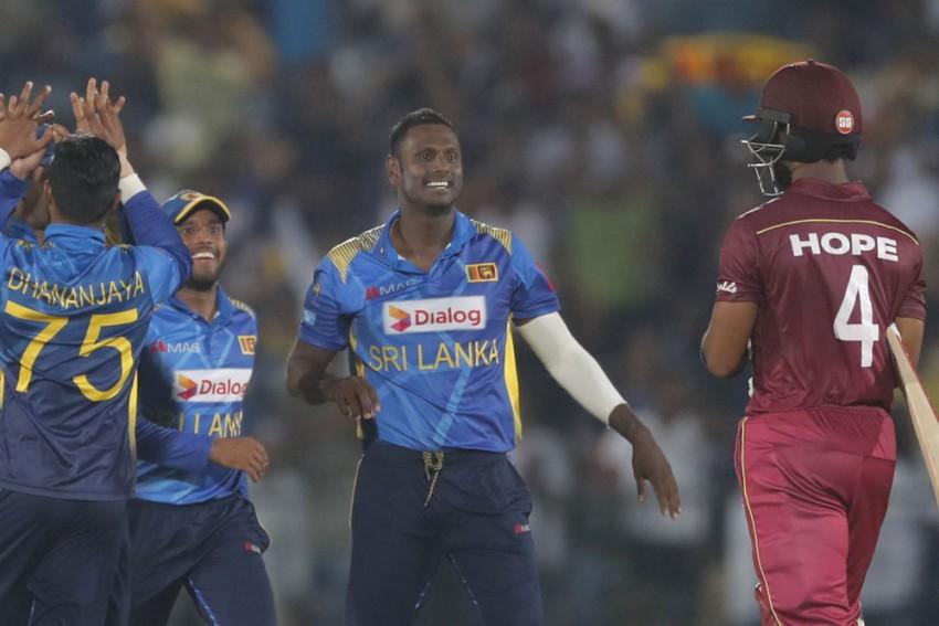 SL Vs WI, 2nd ODI: Avishka Fernando, Kusal Mendis Crush West Indies To Clinch Series Win