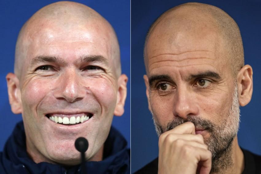 It's Real Madrid Vs Manchester City, Not Zidane Vs Guardiola: Zinedine Zidane
