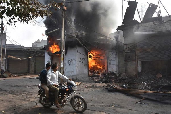 'Factually Inaccurate, Misleading': India On US Commission's Remark On Delhi Riots